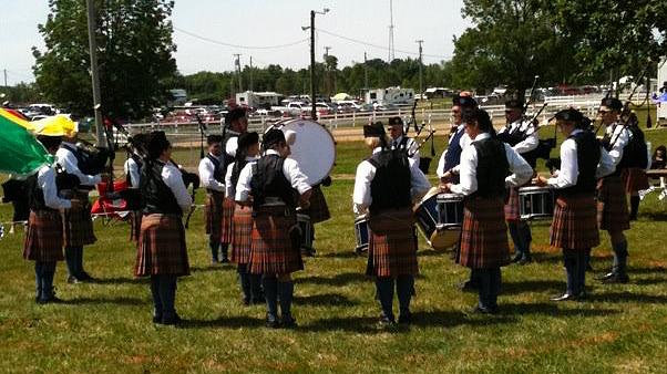 North Coast Pipe Band | History of the Band